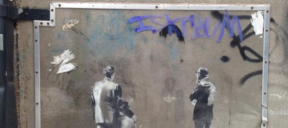 Banksy in Toronto