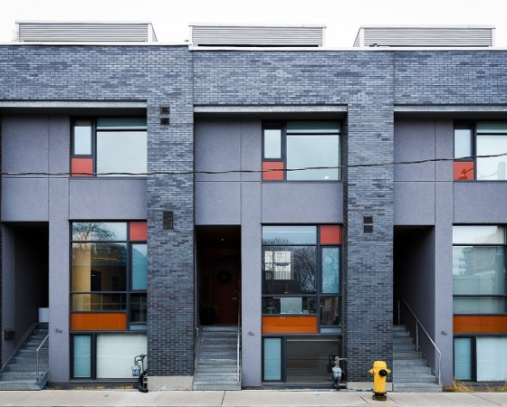 Small buyer pool for Corktown laneway townhouse
