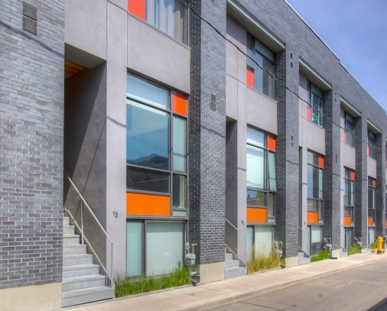 Home of the Week: Loft-inspired townhouse in Corktown