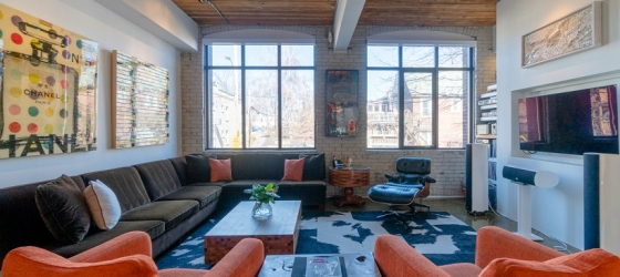 Patience pays off for sellers of Roncesvalles Village loft