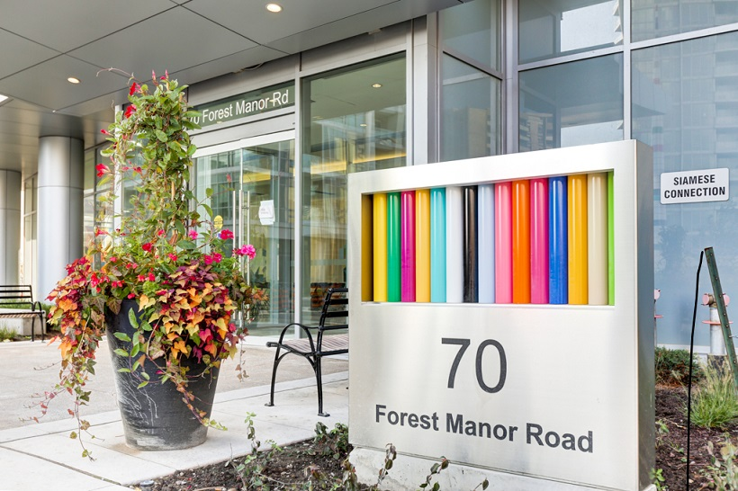 207 – 70 Forest Manor Road